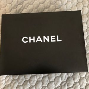 💥3 for $25💥EMPTY Chanel Box